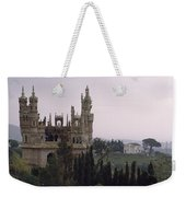 Spanish Castle Weekender Tote Bag