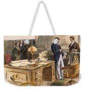 Spanish-american War Weekender Tote Bag