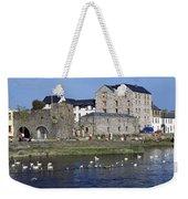 Spanish Arch, Galway City, Ireland Weekender Tote Bag