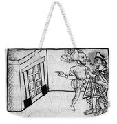 Spanish Conquest Weekender Tote Bag