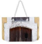 Spanish Fort Door Castillo San Felipe Del Morro San Juan Puerto Rico Prints Poster Edges Weekender Tote Bag