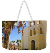 Spanish Mission In Todos Santos Weekender Tote Bag