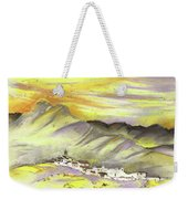 Spanish Mountain Village 01 Weekender Tote Bag
