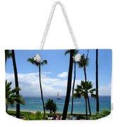 Sparkling Sea At Kaanapali Maui Weekender Tote Bag