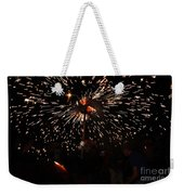 Sparkling Stick Weekender Tote Bag
