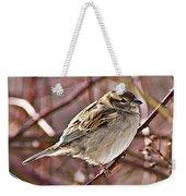 Sparrow II Weekender Tote Bag