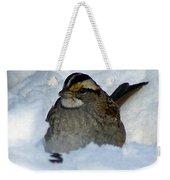 Sparrow V Weekender Tote Bag