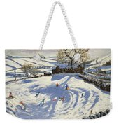 Sparrowpit Derbyshire Weekender Tote Bag