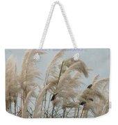 Sparrows In Breeze Weekender Tote Bag