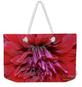 Spartacus In Red Weekender Tote Bag