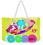 Special Of The Month Weekender Tote Bag