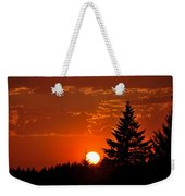 Spectacular Sunset II Weekender Tote Bag