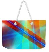 Spectrum Correction Weekender Tote Bag