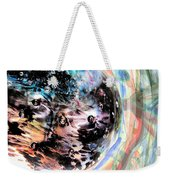 Speeding There Weekender Tote Bag