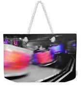 Speedster Weekender Tote Bag
