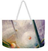 Sphere New Lights Weekender Tote Bag