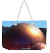 Sphere Of Influence Weekender Tote Bag