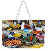 Spice Stand Weekender Tote Bag