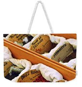Spices On The Market Weekender Tote Bag