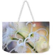 Spider Lily 3 Weekender Tote Bag