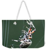 Spider - The Spinner Weekender Tote Bag