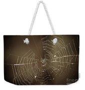 Spider Web 1.0 Weekender Tote Bag