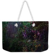 Spider Web In The Magic Forest Weekender Tote Bag