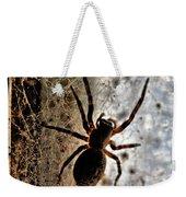 Spiders Home Weekender Tote Bag
