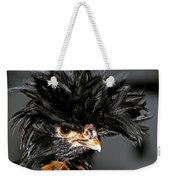 Spike - Punk Rocker Of The Chicken World Weekender Tote Bag