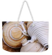 Spinning Tops Weekender Tote Bag