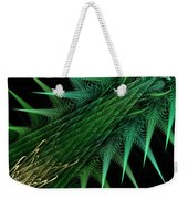 Spiny Branch Weekender Tote Bag