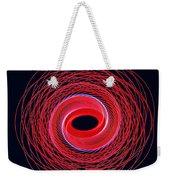 Spiral Abstract 24 Weekender Tote Bag