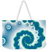 Spiral Cloud Weekender Tote Bag