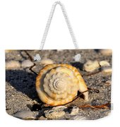 Spirals From The Sea Weekender Tote Bag