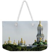 Spires Of Church Weekender Tote Bag