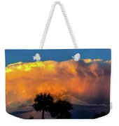 Spirit In The Clouds Weekender Tote Bag by Shannon Harrington