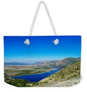 Spirit Lake From Windy Point  Weekender Tote Bag