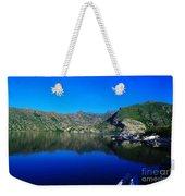 Spirit Lake  Weekender Tote Bag