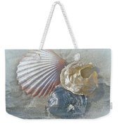 Spirit Of The Sea - Seashells And Surf Weekender Tote Bag