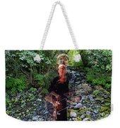 Spirit Rising From The Creek Weekender Tote Bag