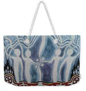 Spirit Watchers  Weekender Tote Bag