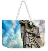 Spiritual Healing Weekender Tote Bag
