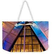 Spiritual Peace Weekender Tote Bag