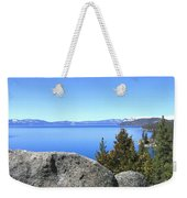 Splendid Lake Tahoe Weekender Tote Bag