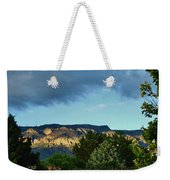 Splendor Of The Mountains Weekender Tote Bag