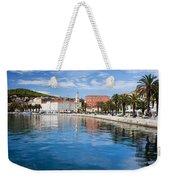 Split Bay In Croatia Weekender Tote Bag
