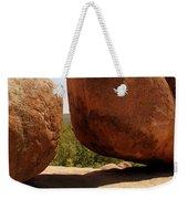 Split Bouuder Weekender Tote Bag