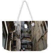 Split Croatia's Old Town Weekender Tote Bag