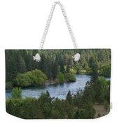 Spokane River Scene 2 Weekender Tote Bag