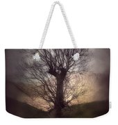 Spook-tree Weekender Tote Bag